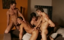 Julian Vincenzo Watches Glen Santoro, Joe Donovan, Jose Scott And Adam Kubick Fuck picture 14