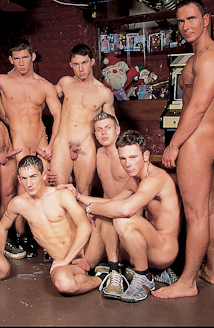 Group Orgy With Tyson, Terence, Justin, Rick And Other Picture