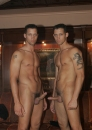 Twins Alex And Ian Lynch Fuck Glen Santoro picture 2
