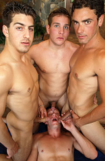 JonnyT, Jeremy Bilding, Taylor Aims & Dylan McLovin Picture
