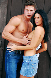 Zack Cook & India Summer Picture