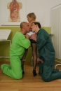 Bi Creampie Clinic #02 picture 37