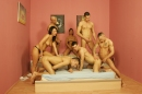 Forbidden Bisexual Orgy picture 6