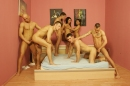 Forbidden Bisexual Orgy picture 27
