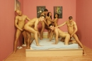 Forbidden Bisexual Orgy picture 28