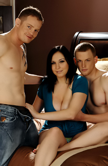Shane Reno, Brenden Bangs & Lexy Mae Picture