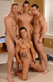 Rod, Phenix Saint, Paul Wagner & Parker London Picture