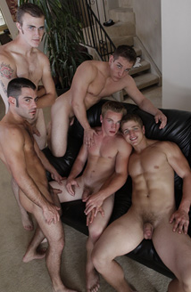 Marcus,Justin Ryder,Christian Wilde,Dylan McLovin&Aaron Skyline Picture