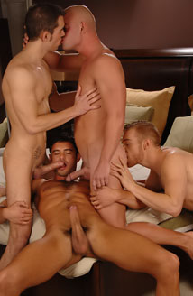 Donny Wright, Dylan Hauser, James Jamesson, Patrick Rouge Picture
